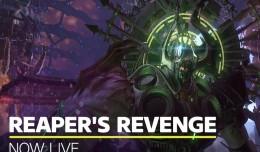 skyforge reaper's revenge screen logo