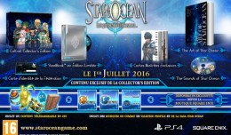 star ocean 5 collector edition