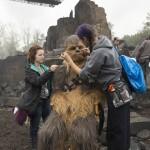 Chewie revient avec son costume en poil... de Yak!