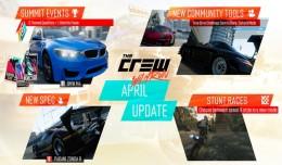 the crew wildrun april update