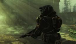 Fallout 4 Far harbor screen gameplay logo