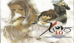 Fate Zero Tome 10 Critique Review Cover