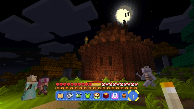 Minecraft Wii U Mashup Pack Mario Screen (13)