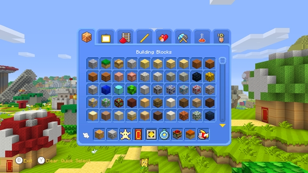Minecraft Wii U Mashup Pack Mario Screen (3)