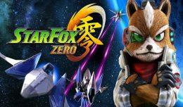 Star Fox Zero Test Review Screen logo