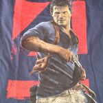 Uncharted 4 concours N-Gamz T-Shirt