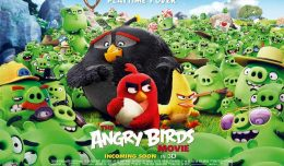 angry bird le film the movie review critique logo
