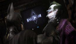 batman return to arkham logo