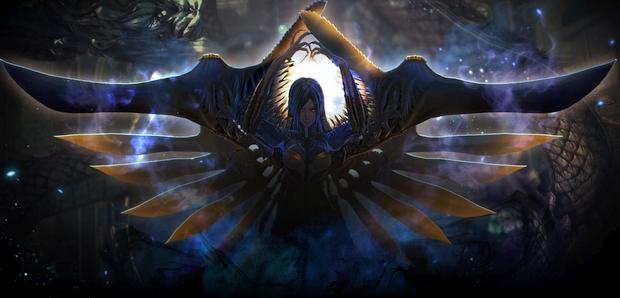blade & soul vengeance et fardeau screen logo