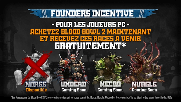 blood bowl 2 founder incentive