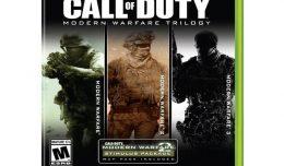 call of duty modern warfare trilogy playstation 3 xbox 360