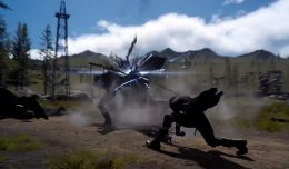 final fantasy xv high level combat