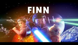 lego star wars viii force awakens finn
