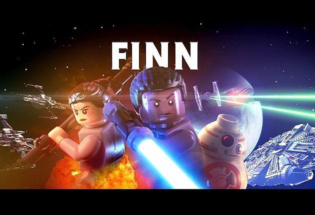 lego star wars viii force awakens finn