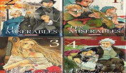 les misérables tomes 1 à 4 critique review cover