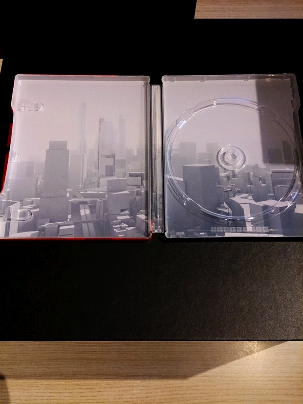 mirror's edge catalyst collector's edition boitier et goodies photo (7)