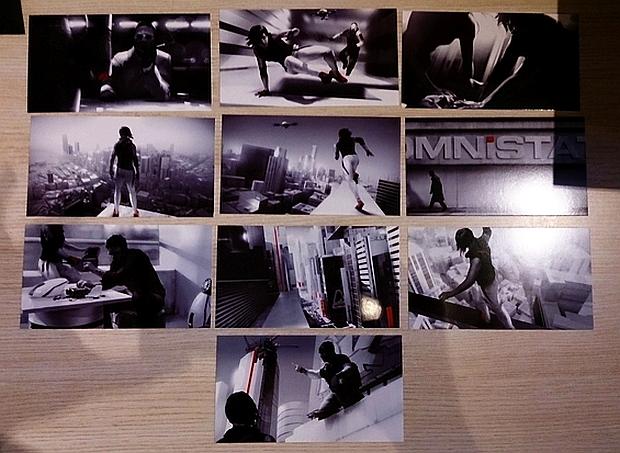 mirror's edge catalyst collector's edition boitier et goodies photo (9)