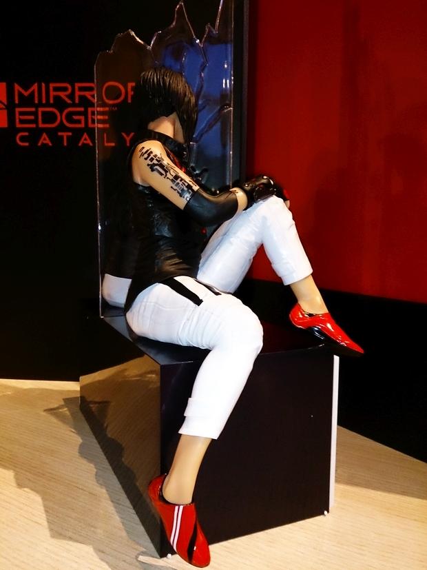 mirror's edge catalyst collector's edition faith figures photo (8)