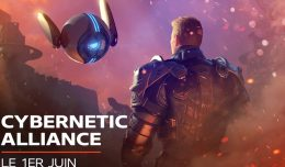 skyforge cybernetic alliance logo