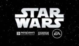 star wars electronic arts respaw action adventure game logo jedi
