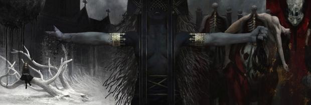 the gazette undying full artwork cover