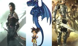 the last remnant lost odyssey blue dragon xbox one logo