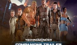 the technomancer compagnons logo