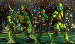 tmnt mutants in manhattan hero trailer