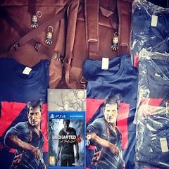 Gagnez Uncharted 4 sur PlayStation 4 et plein de goodies!