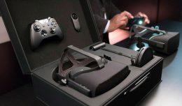 xbox one oculus rift virtual reality