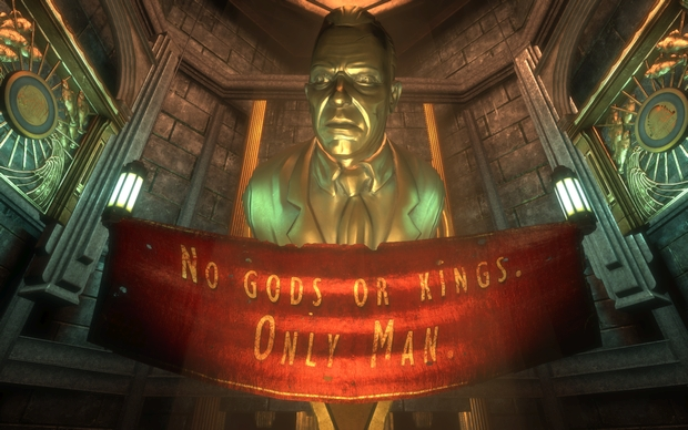 Bioshock the collection screens (1)