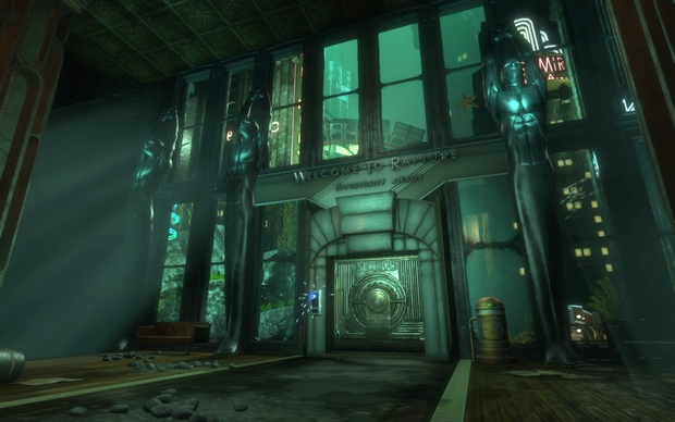 Bioshock the collection screens (5)