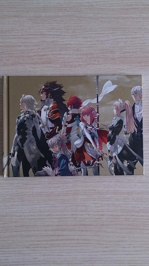 Fire Emblem Fates Collector Unboxing Photo (10)
