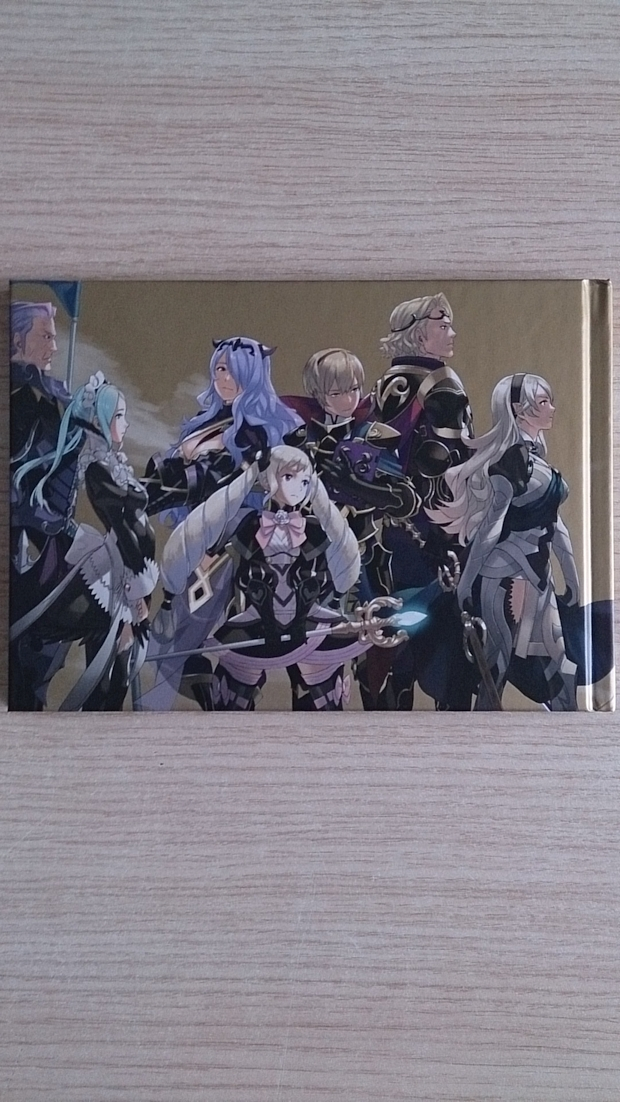 Fire Emblem Fates Collector Unboxing Photo (11)