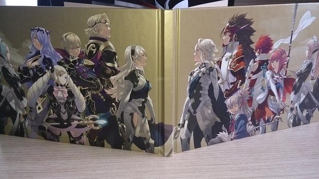 Fire Emblem Fates Collector Unboxing Photo (12)
