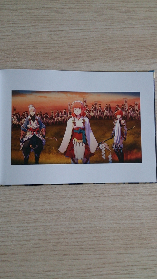 Fire Emblem Fates Collector Unboxing Photo (14)
