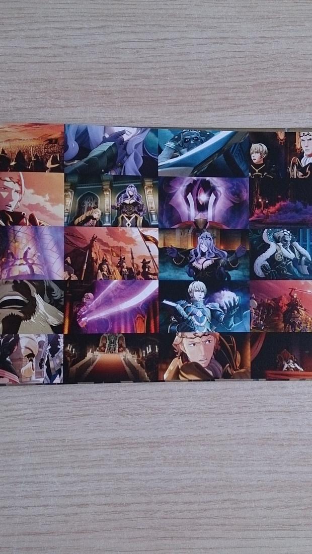 Fire Emblem Fates Collector Unboxing Photo (15)