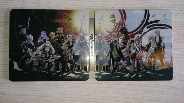 Fire Emblem Fates Collector Unboxing Photo (6)