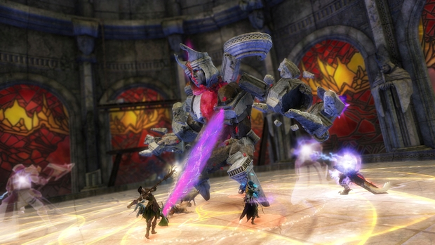 Guild Wars 2 Forteresse des Fidèles Screen (1)