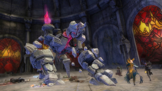 Guild Wars 2 Forteresse des Fidèles Screen (2)