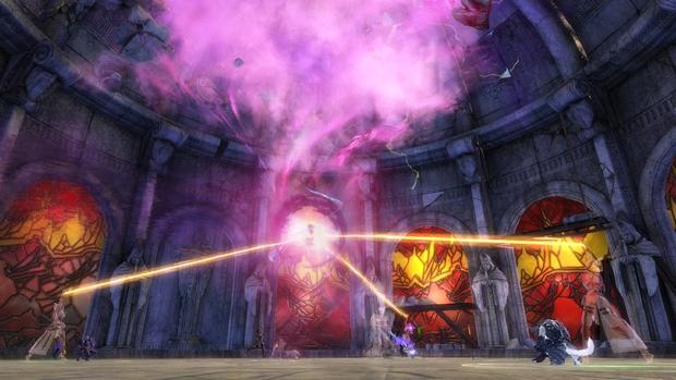 Guild Wars 2 Forteresse des Fidèles Screen (3)