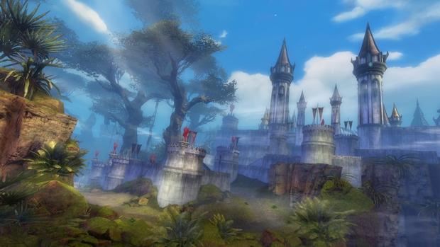 Guild Wars 2 Forteresse des Fidèles Screen (6)