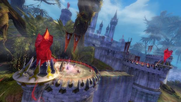 Guild Wars 2 Forteresse des Fidèles Screen (8)