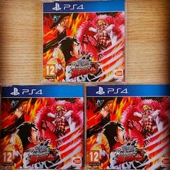 Gagnez One Piece Burning Blood sur PS4!