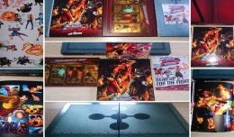 One Piece Burning Blood Press Kit Collector Unboxing Screen Logo