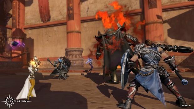 Revelation Online screen 6