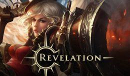 Revelation Online screen logo