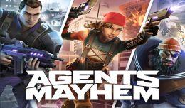 agents of mayhem screen logo