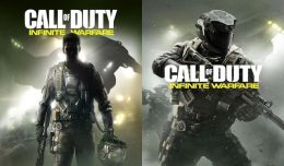 call of duty infinite warfare new cover logo