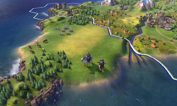 civilization vi roosevelt gameplay screen (2)